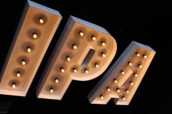 IPA feature light