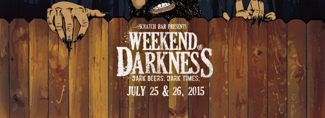 Media Release: The Scratch Bar Announces the Return of Weekend of Darkness
