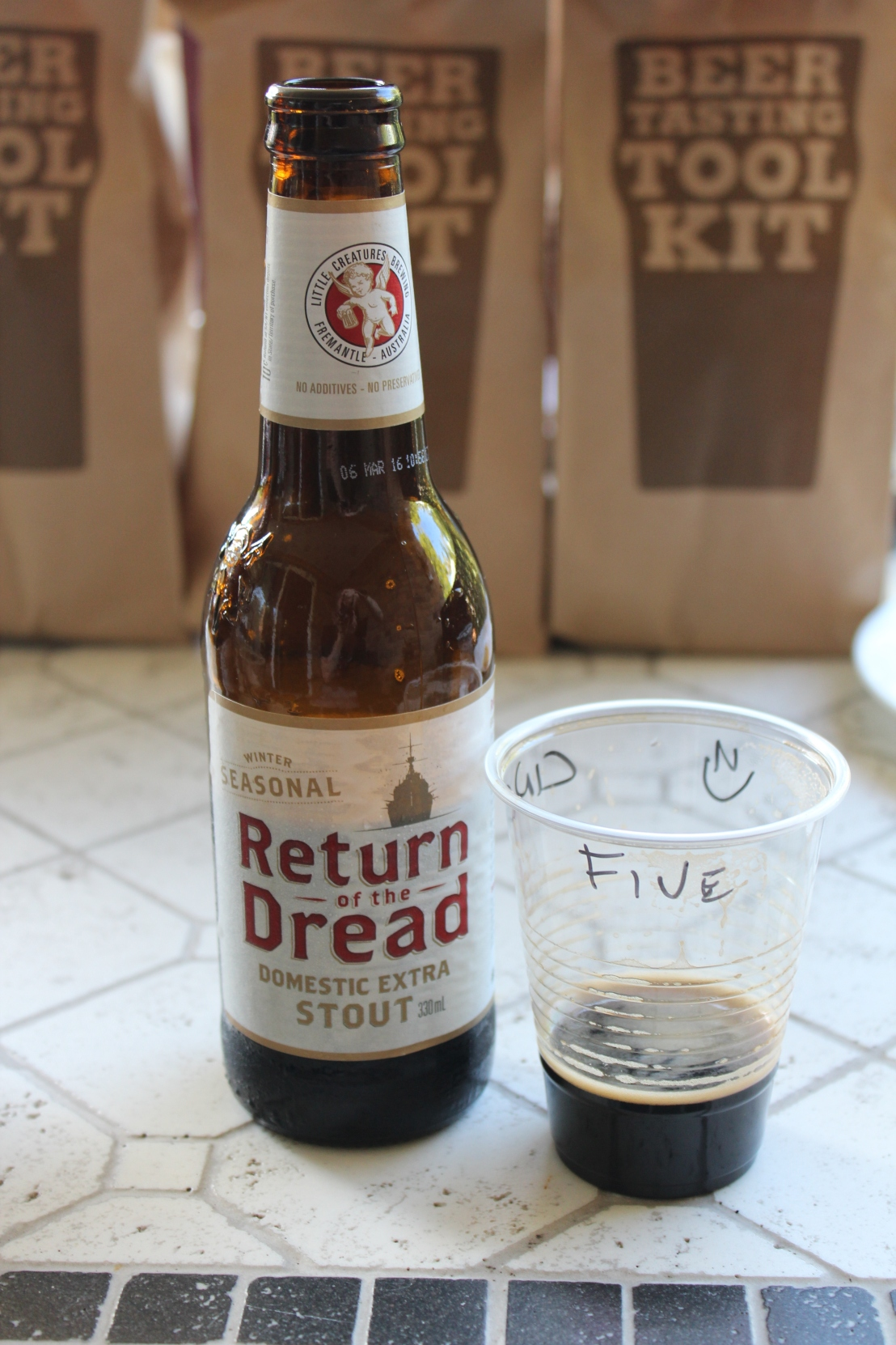 Blind Leading the Blind #4 – Stouts