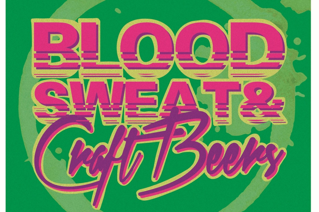The Blood, Sweat and Craft Beers Team – JimGold