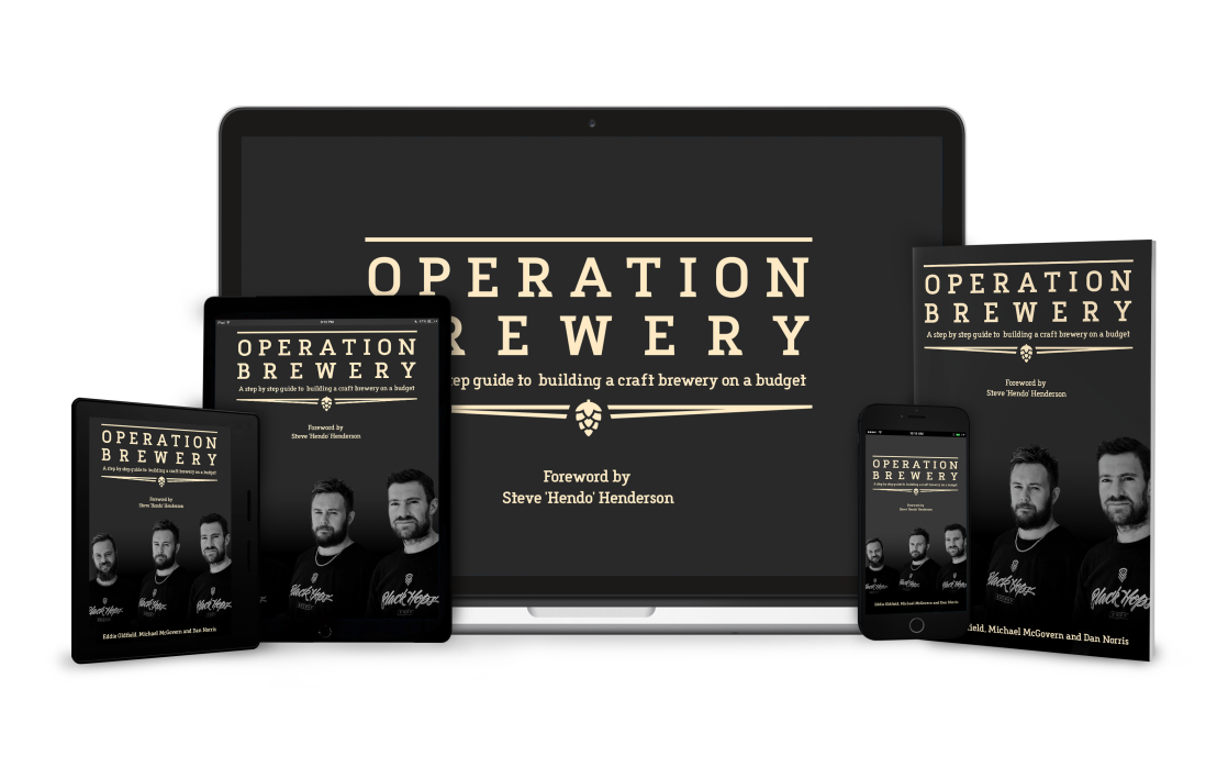 Media Release: Operation Brewery Book Launched
