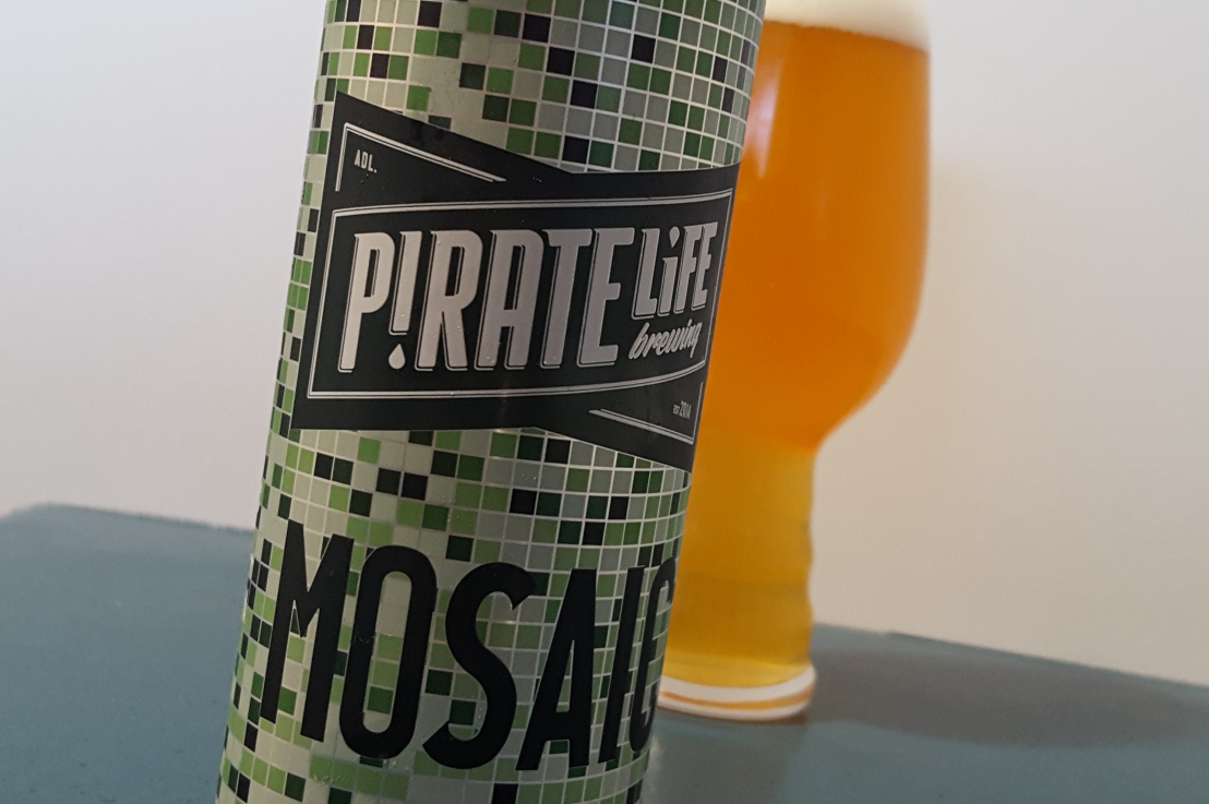 Pirate Life Mosaic IPA